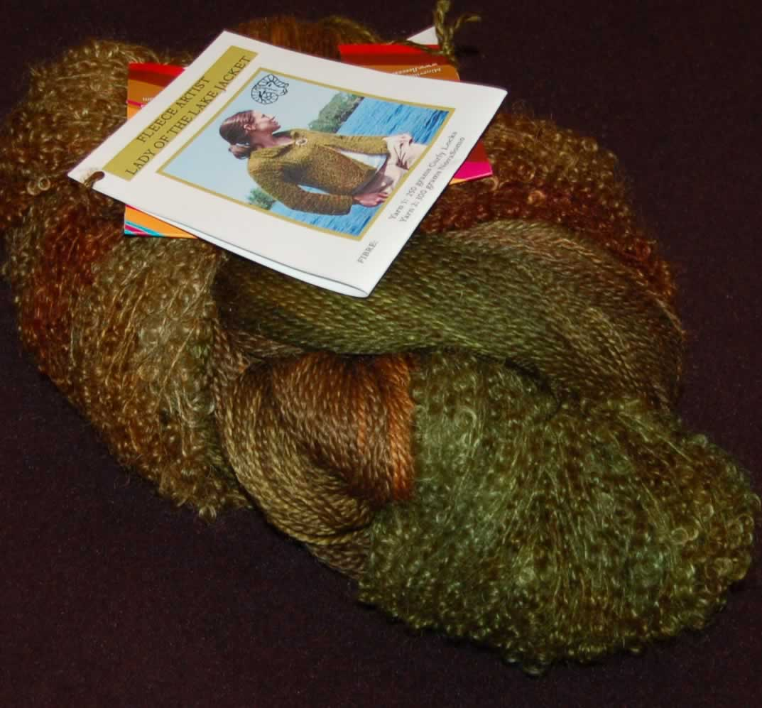 Yarn Knitting Kits